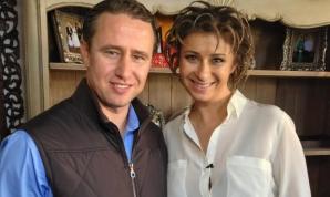 Anamaria Prodan, alături de Laurenţiu Reghecampf