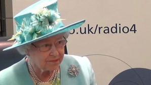 Regina Elizabeth a II-a a inaugurat noul sediu din Londra al BBC