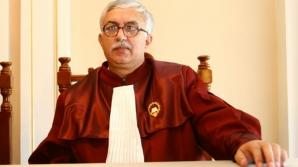 Augustin Zegrean, preşedinte al Curţii Constituţionale