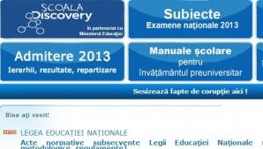 REZULTATE EVALUARE NATIONALA 2013