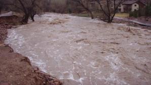 Atenţionare hidrologică: Cod galben pe majoritatea râurilor din ţară