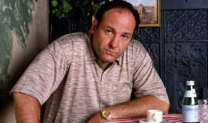 James Gandolfini în rolul lui Tony Soprano