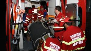 Aterizare de urgență în județul Alba