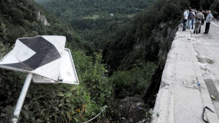DOLIU NAŢIONAL pentru victimele accidentului din Muntenegru
