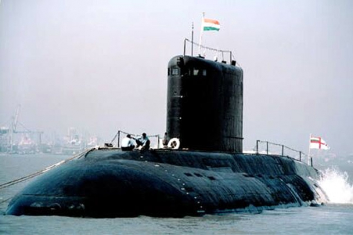 Submarin indian