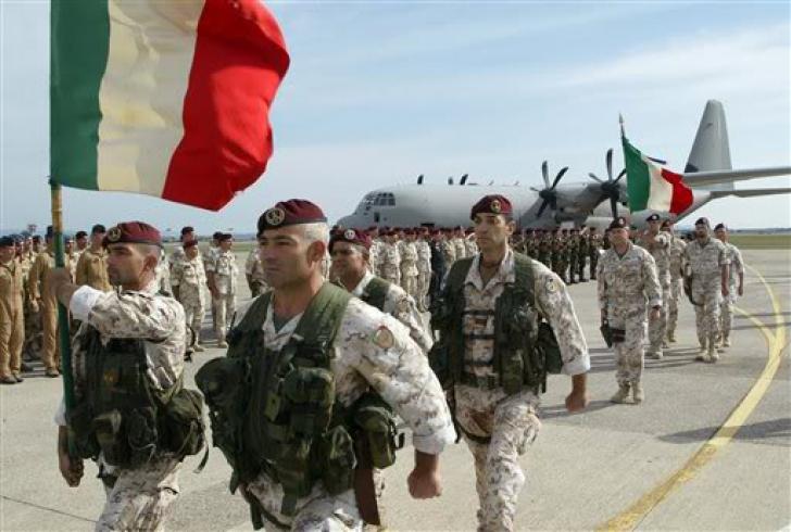 Militari italieni
