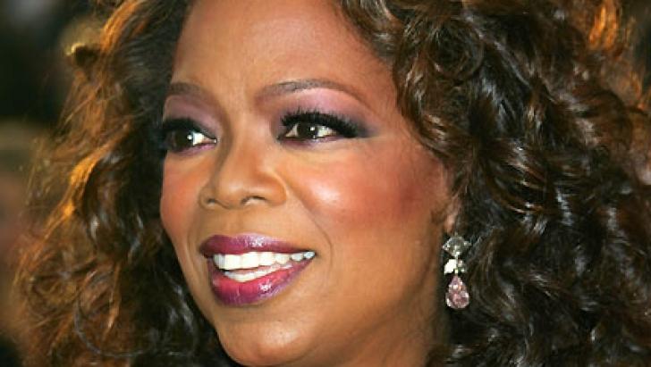 A fost făcut anunțul despre Oprah Winfrey