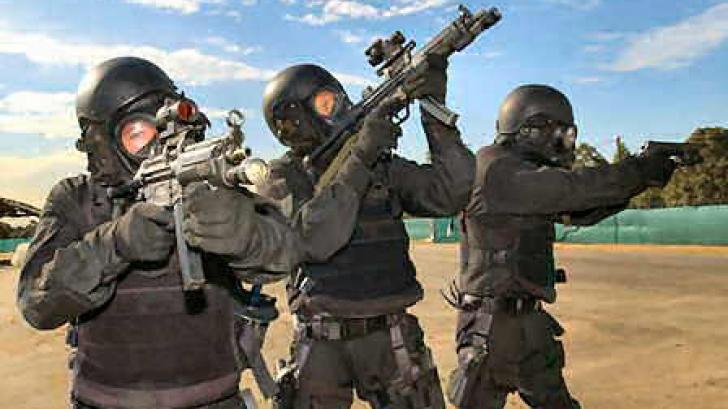 Trupe speciale britanice SAS