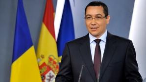 Ponta: Nu dăm afară zeci de mii de oameni; desfiinţăm 60.000 posturi vacante şi restructurăm 2.800