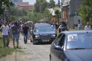 Nae Nicolae, finul lui Gigi Becali, a fost înmormântat