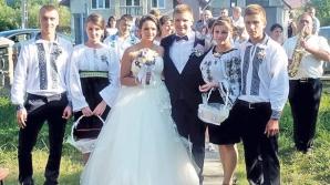 Nicuşor Coroamă s-a căsătorit cu aleasa sa