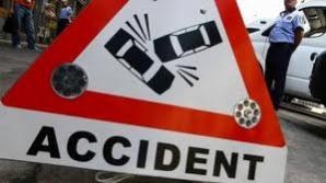 Accident grav în Mureş