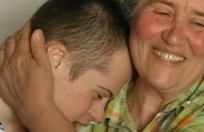 Gest emoţionant făcut de mama elevului cu sindrom Down