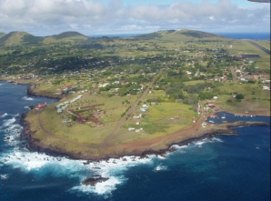 Insula Pastelui din Oceanul Pacific