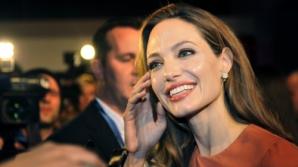 Cadou EXCLUSIVIST de la Angelina Jolie pentru Brad Pitt