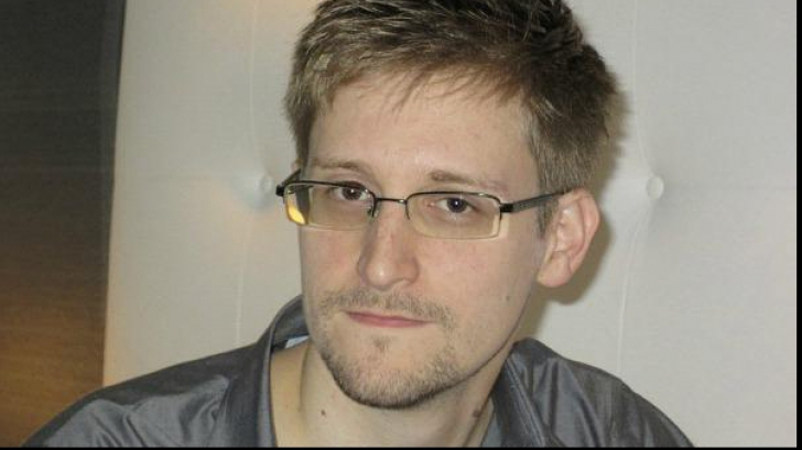 <p>Fostul angajat NSA Edward Snowden </p>