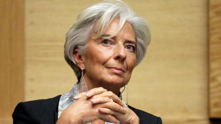 Christine Lagarde, preşedintele Băncii Centrale Europene (BCE)