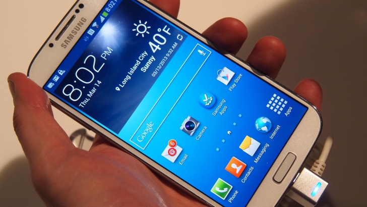 Incendiu provocat de un Samsung Galaxy S4