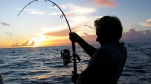 Captura incredibilă a unui pescar