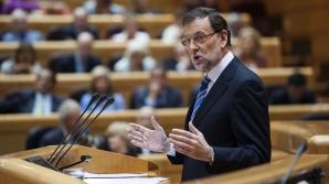 Mariano Rajoy s-a adresat parlamentarilor pentru a da explicaţii în scandalul de corupţie în care este implicat partidul său