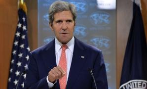 Secretarul de Stat al SUA, John Kerry