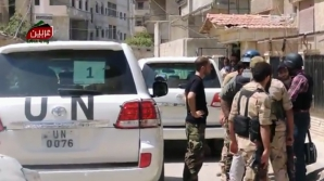Atacuri chimice în Siria