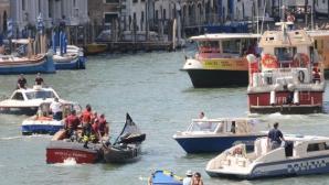 Primarul Veneţiei, Giorgio Orsoni şi alţi câţiva oficiali şi oameni de afaceri au fost reţinuţi pentru că ar fi primit mită în timpul licitaţiei publice pentru proiectul Moses.