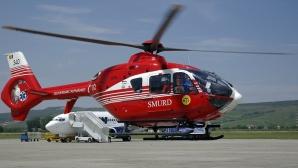 Elicopter SMURD, solicitat în Munţii Făgăraş pentru o turistă poloneză bolnavă