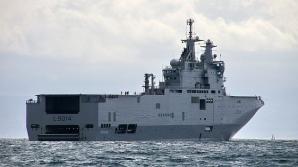 SUA, în dezacord cu Franţa pe tema vânzării navelor Mistral către Rusia