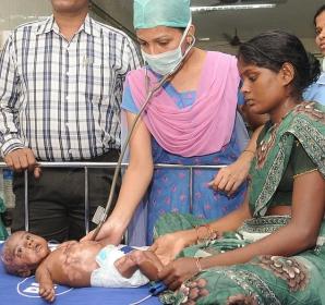 Cazul misterios al bebelușului care a luat foc din senin de patru ori