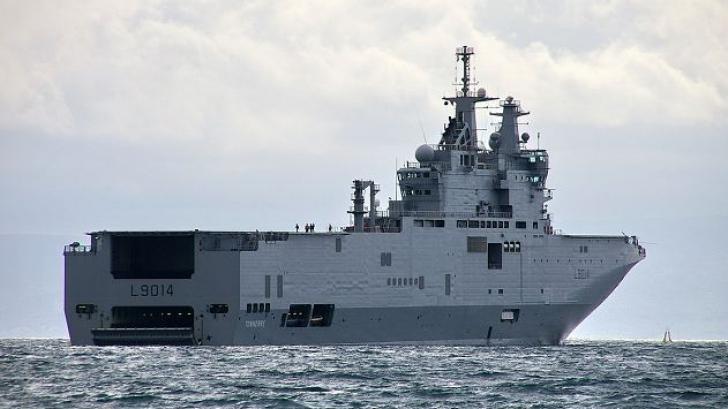 <p>SUA, în dezacord cu Franţa pe tema vânzării navelor Mistral către Rusia</p>
