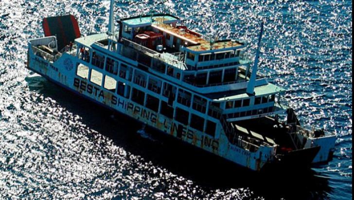 Un român a murit la bordul unui feribot francez