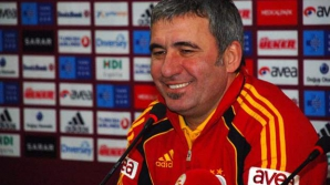 Gică Hagi a mai antrenat de două ori pe Galatasaray