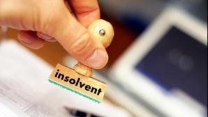 Sub 1% dintre firmele care intră în insolvenţă scapă de faliment