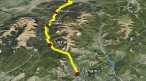 Traseul Autostrăzii Comarnic Braşov se modifică