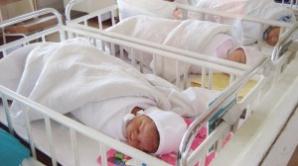 Numărul copiilor care se nasc cu malformaţii, în creştere