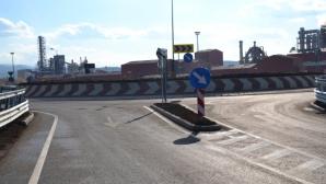 Pasajul rutier de la intrarea în Sebeş dinspre Alba Iulia a fost deschis circulaţiei