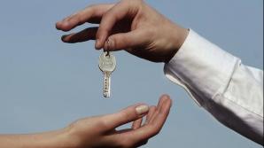 Un apartament cu două camere se închiriază în medie cu 308 euro pe lună în Capitală.