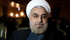 Hassan Rohani, preşedintele iranian