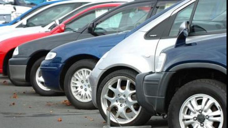 Maşinile second din Germania, mult mai ieftine