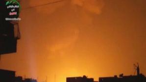 Șapte luptători Hamas uciși de raiduri aeriene israeliene