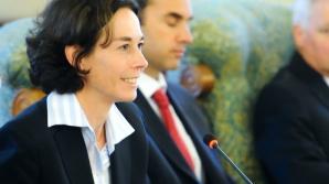 Experţii FMI la Bucureşti