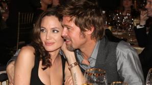 Brad Pitt și Angelina Jolie