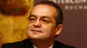 Emil Boc: Cei doi foşti consilieri au fost angajaţi la Romatsa conform procedurilor legale