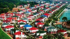 Huaxi, satul minune