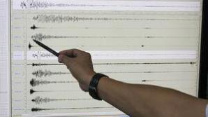 O puternică activitate seismică în apropierea unui rezervor de gaze naturale