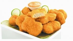 """Ce conţin de fapt """"nuggets"""" de la fast-food"""