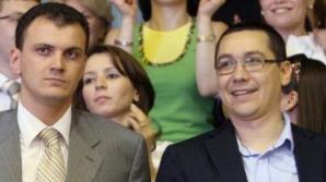 Sebastian Ghiţă şi Victor Ponta