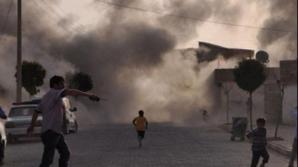 Cel puţin 100 de morţi într-un dublu atentat în oraşul sirian Homs
