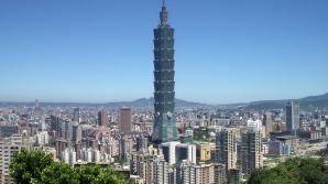 Clădirea Taipei 101 are o bilă gigantică în interior